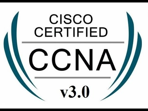 CCNA Routing and Switching certification exam