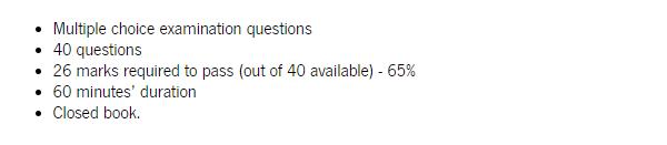 ITILFND_V4 exam information