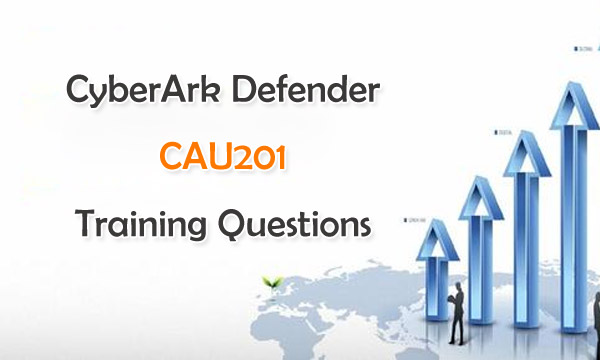 CyberArk Defender CAU201 Training Questions