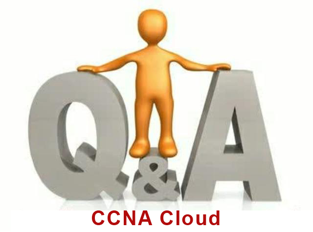 CCNA Cloud Exam Q&As