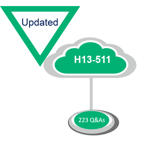 H13-511 HCNA-Cloud-BCCP